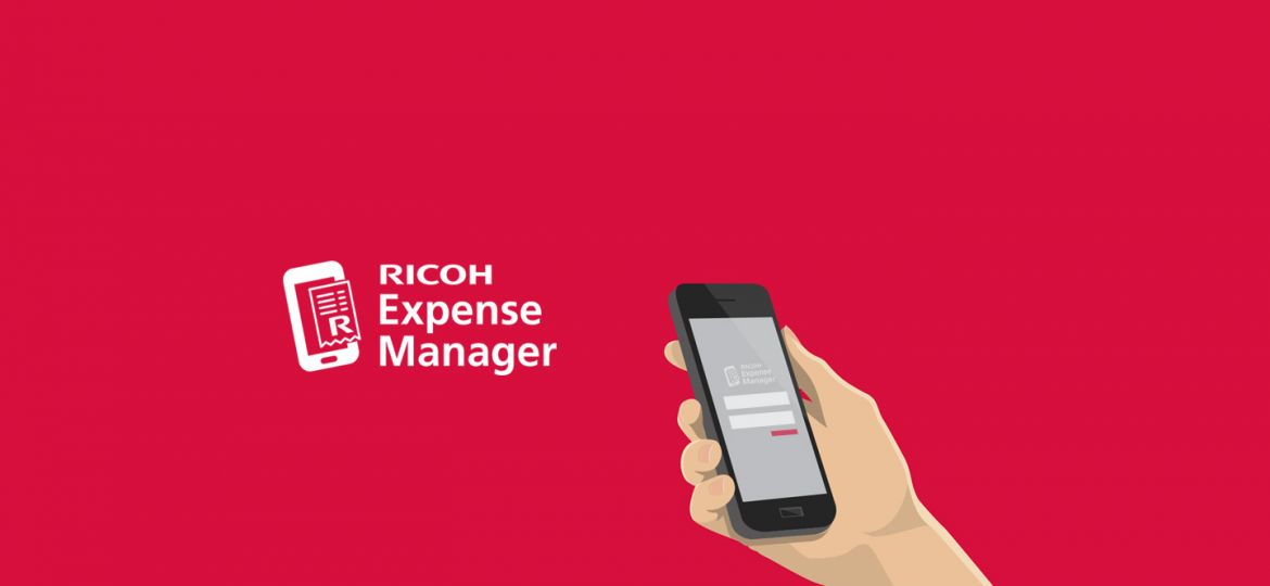 Ricoh-expense-manager